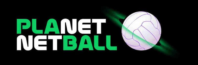 Planet Netball logo