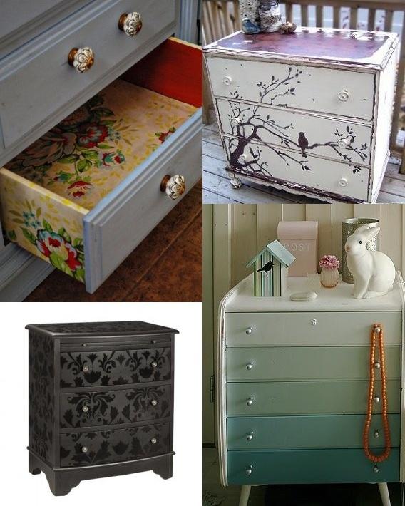 Reciclar muebles viejos dise os arquitect nicos for Reciclar muebles viejos