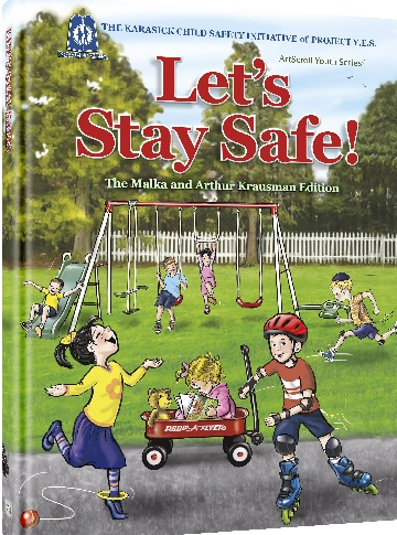 Let's Stay Safe Cover