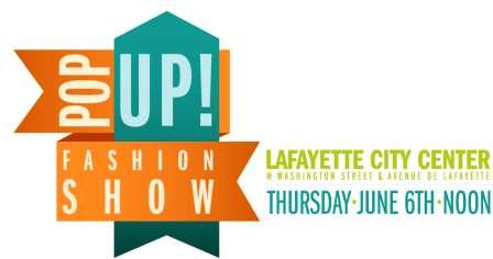 LCC Pop-Up Fashion Show