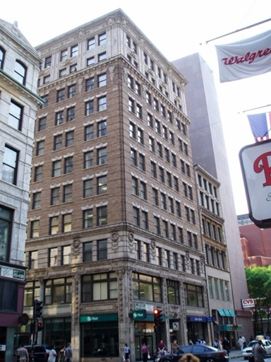 Synergys Downtown Buildings Include 101 Summer St 99 Chauncy 100 Franklin And 294 Washington
