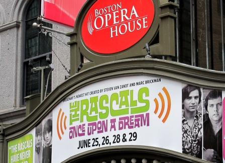 Rascals Marquee Opera House