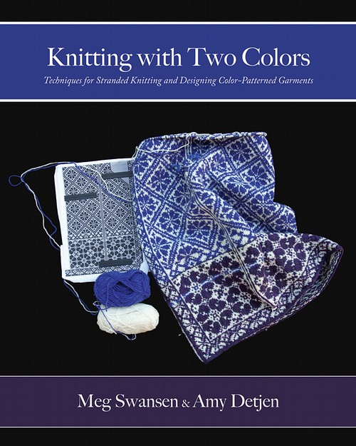 knit with two colors