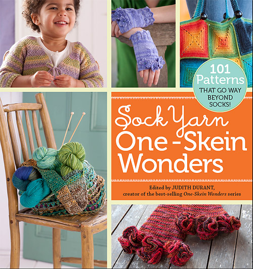 Sock yarn one skein
