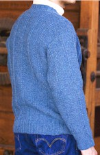 Slip Stitch sweater