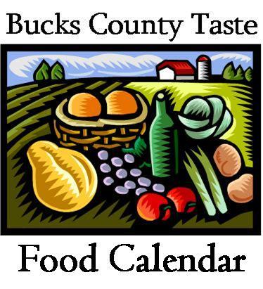 Bucks County Taste Food Calendar