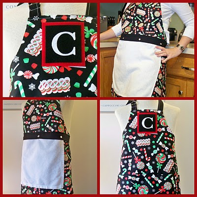 snap to it! apron