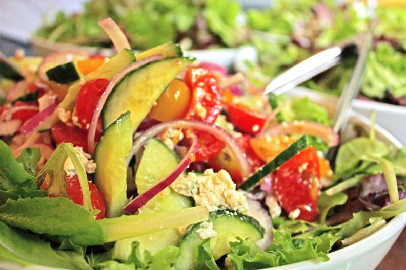 Jamie Hollander salad