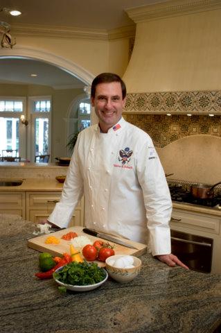 White House Chef Walter Scheib