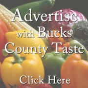 Advertise with Bucks County Taste