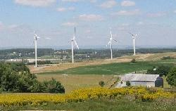Somerset Wind Farm