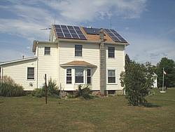 Residential Solar in Tompkins