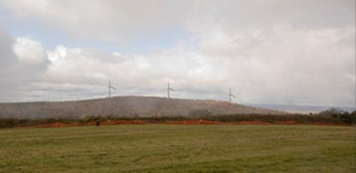 Black Oak Wind Farm