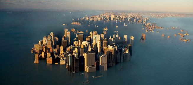 NYC Under Water