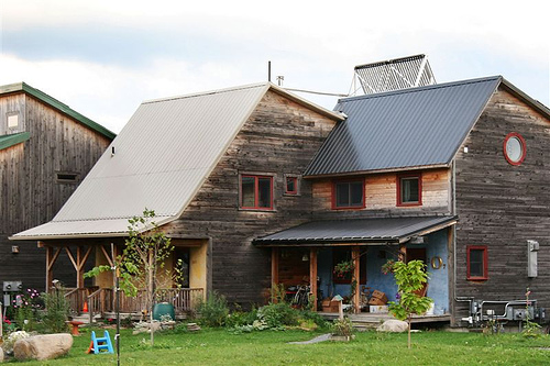 EcoVillage at Ithaca in Summer