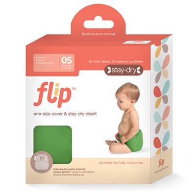 Flip Diaper System