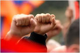 revolution fists