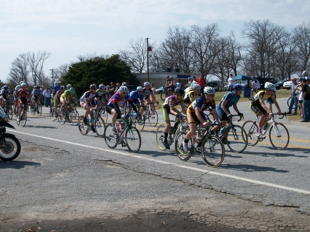 Spring Cycling Series