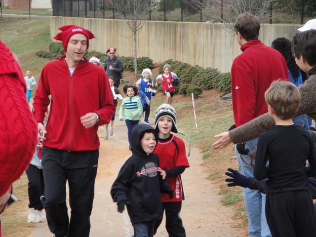 Reindeer Run 2010 - 2