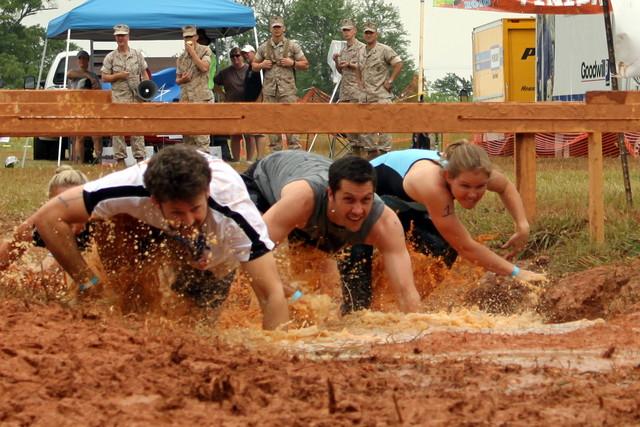 St Francis Mud Run 2010