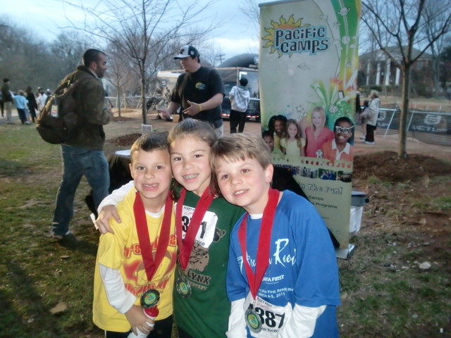 Reedy River Kids Run