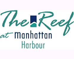 The Reef at Manhattan Harbour logo