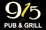 915 Bar and Cafe logo