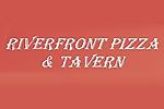 Riverfront Pizza logo