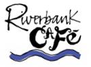 Riverbank Cafe logo