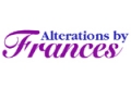 Alterations by Frances logo