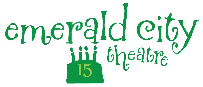 Emerald City 15th Anniversary Logo