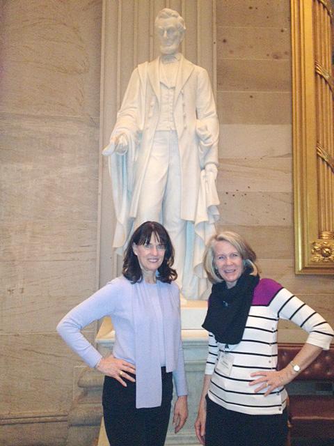 CClen, DGeorg in DC