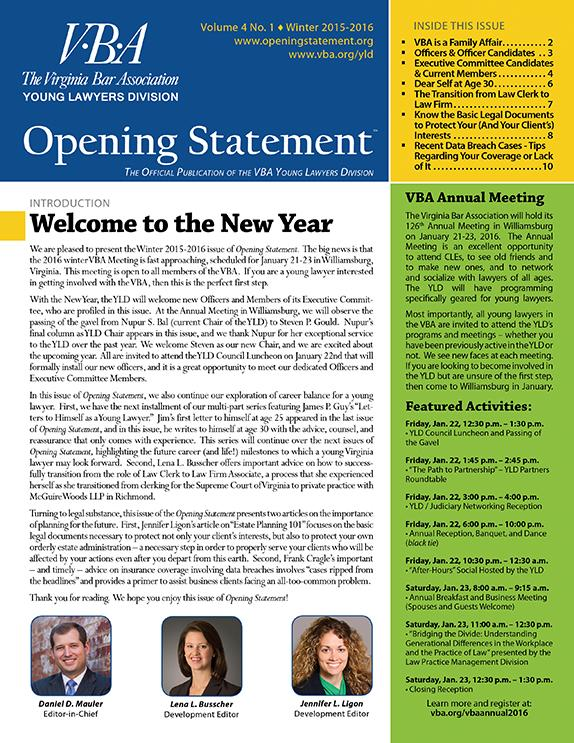 Wntr15-16 Opening Statement