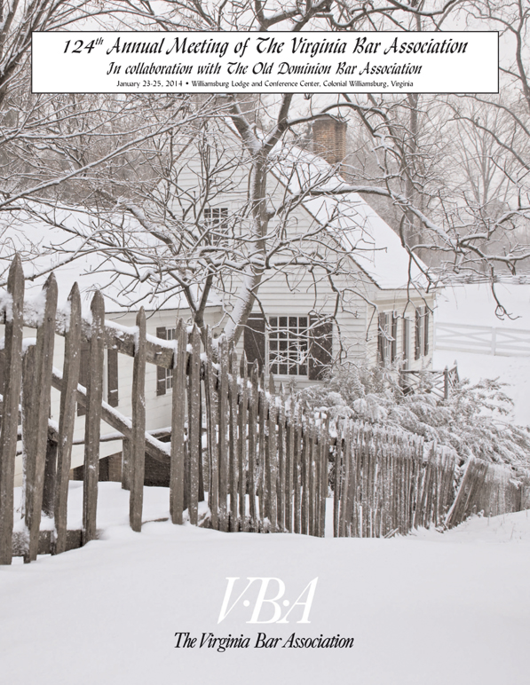 Preliminary program brochure cover