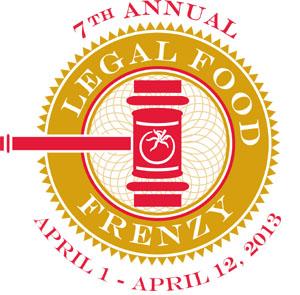 7th Annual Legal Food Frenzy 2013