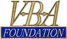 VBA Foundation donor pin