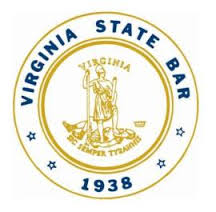 VA state Bar seal