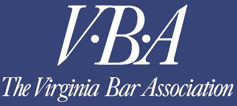 Wt VBA logo on dk blue #002C77