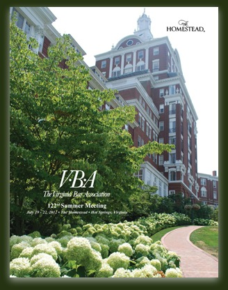 2012 Summer Meeting Program Cover