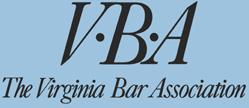 VBA blk logo on lt blue background