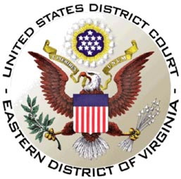 Seal, US District Court, Eastern District of Va.