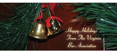 Happy Holidays from the VBA