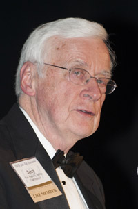 Former Virginia Gov. Gerald Baliles, CEO of Miller Center