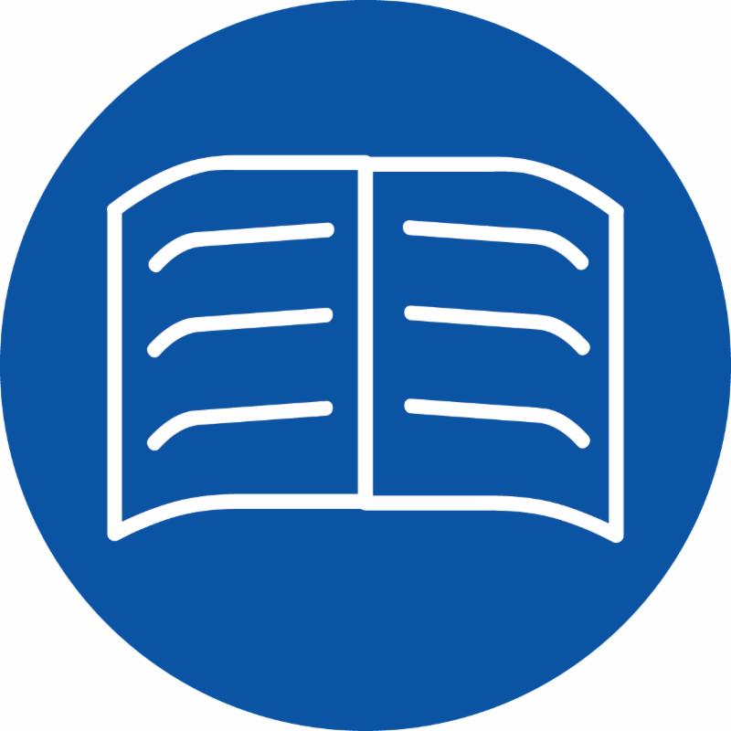 Written Materials icon