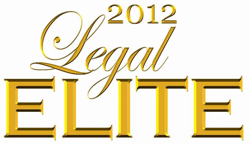 2012 Legal Elite logo