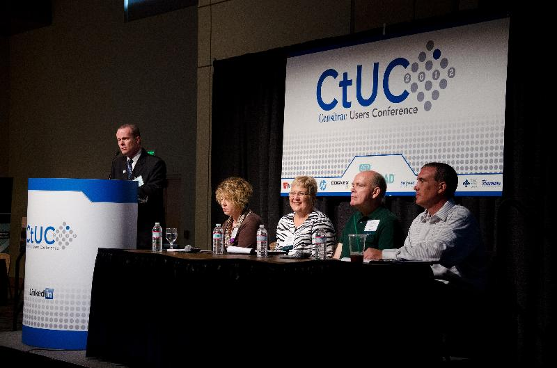 CTUC12 - Users Panel