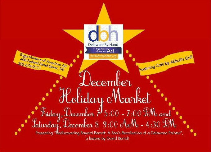 December Holiday Market