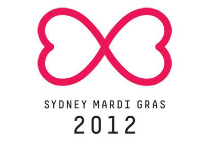 Mardi Gras Logo 2012