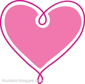 pink heart 2