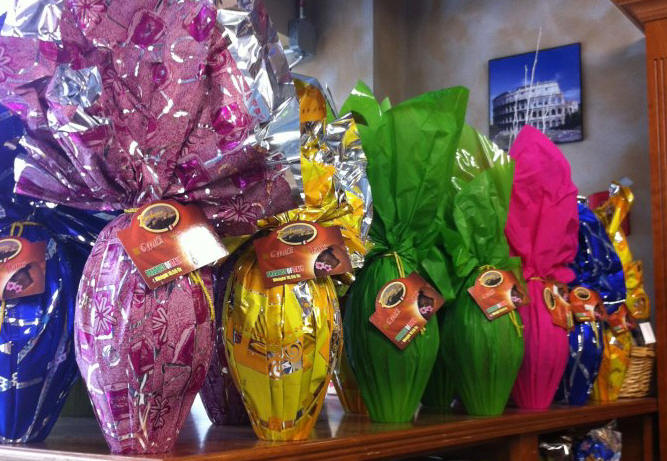 Easter Egg's Vincenzo's
